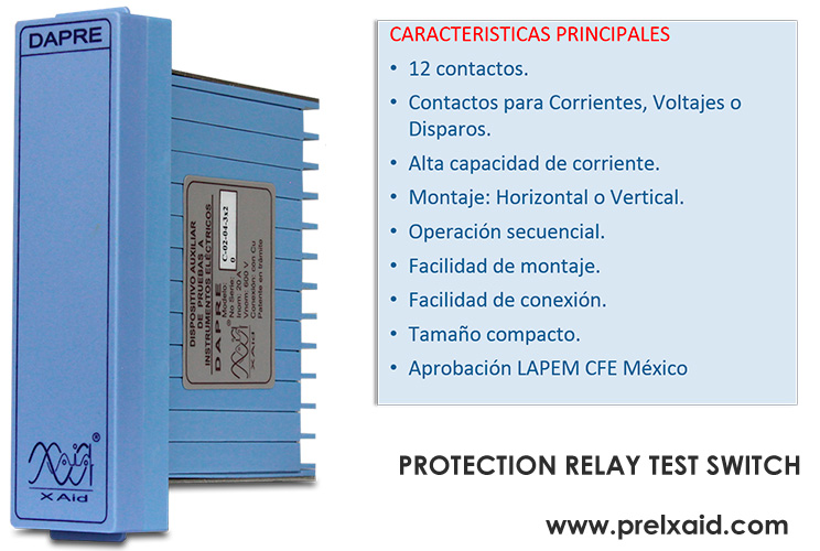 protection relay test