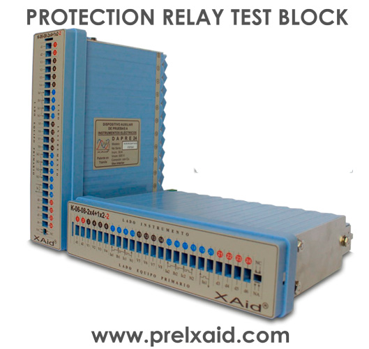 protection relay test switch