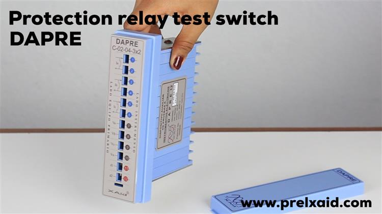 protection relay test dapre
