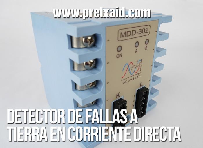 detector de fallas a tierra en corriente directa 02