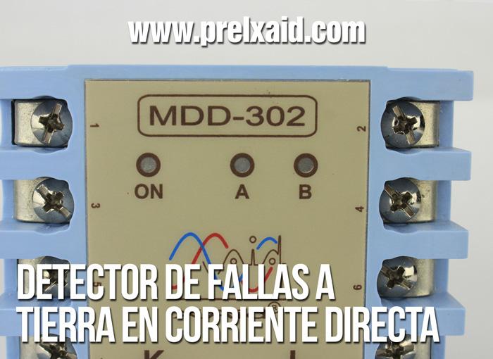detector de fallas a tierra en corriente directa 03